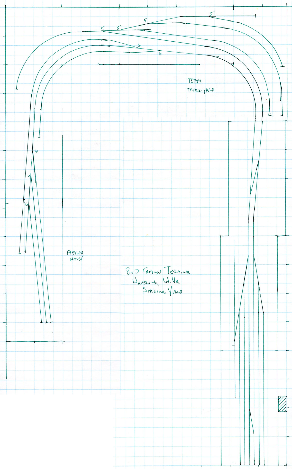 a second option for the hobby room  u2013 notes on designing