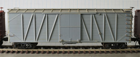 Tichy USRA single sheathed box car