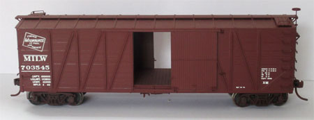 Tichy USRA single-sheathed box car