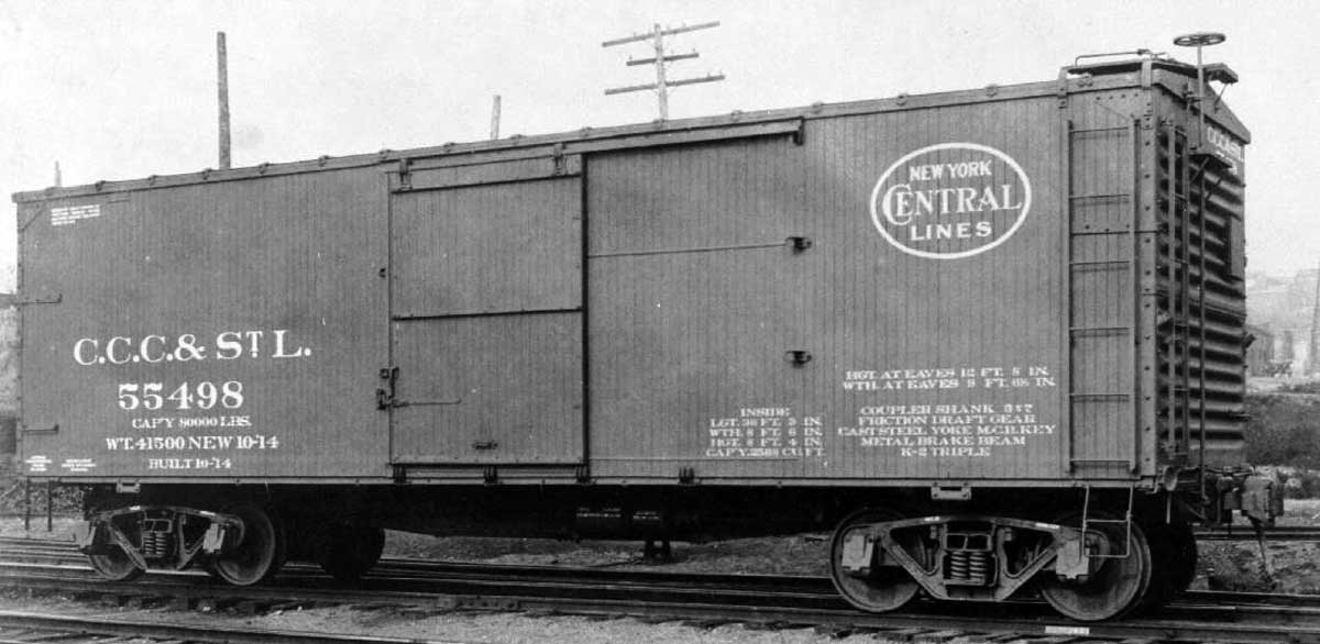 New Box Car Coming Soon   U00ab Notes On Designing  Building