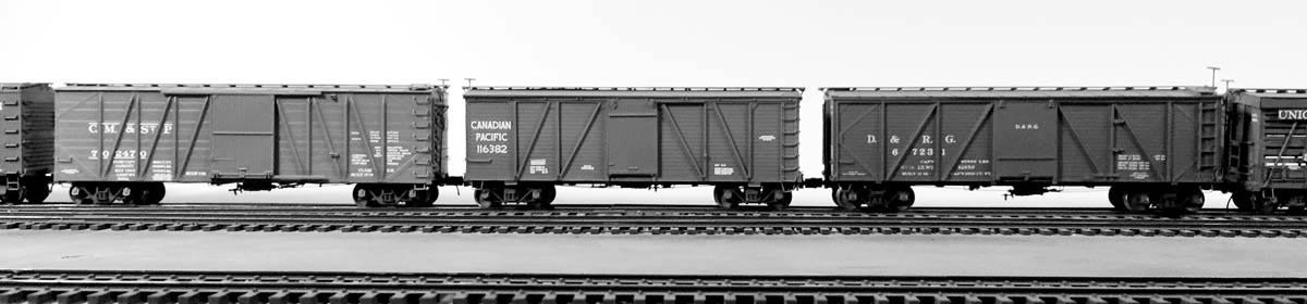 Notes on Designing, Building, and Operating Model Railroads