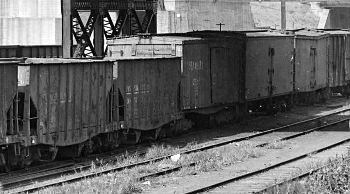 Prototype Freight Car Details - Notes on Designing ...